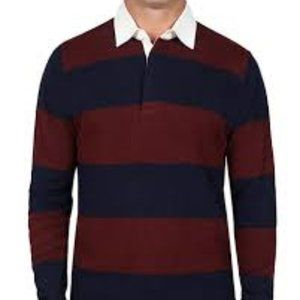 HOST PICK*Slate&Stone rugby sweater polo NEW wool